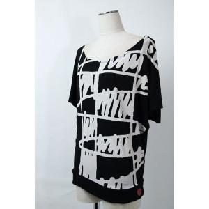 SALE デシグアルdesigual  Mサイズ Tシャツ 51T24Q6-2000 lady*|f-shop1975