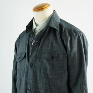 SS50%OFF◆f-shop◆ゲラン★46-48サイズ★シャツジャケット6210-3001-3 LSH*M LSH*L|f-shop1975