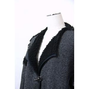 AW30%OFF ラレグロ 38サイズ  コート624105-3 lady* AWLJK|f-shop1975