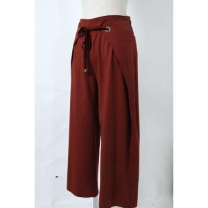 AW30%OFF ルクス・デ・バンス 38サイズ パンツ636676-2 lady* AWLP|f-shop1975