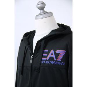 AW30%OFF EA7 EMPORIO ARMANI L-3XLサイズ パーカー6XPM67-PJ08Z SW*L SW*2L SW*3Lアルマーニ|f-shop1975