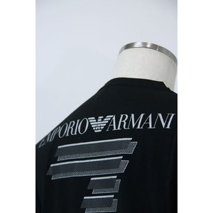 EA7 EMPORIO ARMANI   M-XXLサイズ 長袖Tシャツ6YPT95-PJ18Z-1200 LT*M LT*L LT*2L  LT*3L アルマーニ|f-shop1975