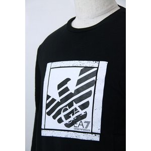EA7 EMPORIO ARMANI   M-XXLサイズ 長袖Tシャツ6YPT99-PJ30Z-1200 LT*M LT*L LT*2L  LT*3L アルマーニ|f-shop1975