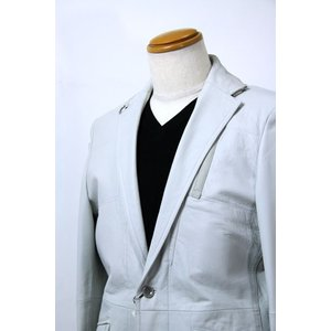 AW50%OFF◆f-shop◆バラシ★46-50サイズ 羊革ジャケット7150-6782-10 JK*M JK*L JK*2L|f-shop1975