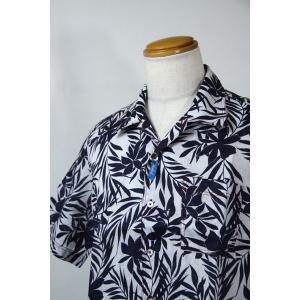 バラシ 48-50サイズ半袖シャツ7250-1501-11 HSH*L HSH*2L|f-shop1975