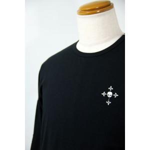 バラシ48サイズ長袖Tシャツ7251-2091-20 LT*L|f-shop1975