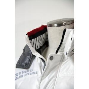パジェロ L-2Lサイズ ダウンジャケット75-3117-07-01 BZ*L BZ*2L|f-shop1975