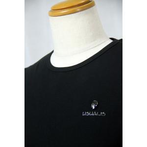 USUALIS   ウザリス Tシャツ81-2506-60-05 HT*M  HT*L HT*2L|f-shop1975