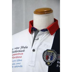 パジェロ 半袖ポロシャツ81-2921-07-1 HPS*M HPS*L HPS*2L|f-shop1975