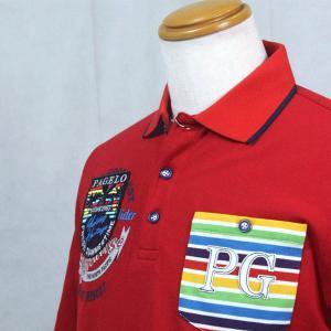 パジェロ 半袖ポロシャツ81-2921-07-49 HPS*M HPS*L HPS*2L|f-shop1975