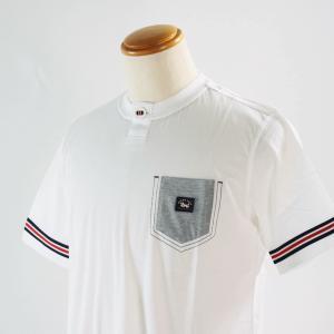 バジエ 46-50サイズ半袖Tシャツ8220-2551-10 HT*M HT*L HT*2L|f-shop1975
