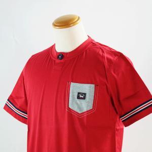 バジエ 46-50サイズ半袖Tシャツ8220-2551-60 HT*M HT*L HT*2L|f-shop1975