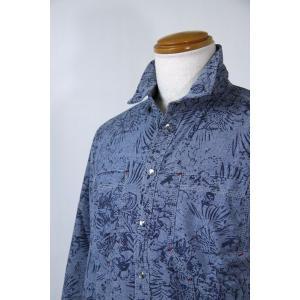 バラシ 長袖シャツ52サイズ 8250-1052-55 LSH*3L|f-shop1975