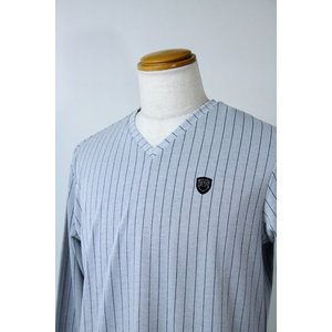 SS SALE バラシ 48-50サイズ長袖Tシャツ8250-2071-11 LT*L LT*2L|f-shop1975
