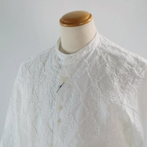 サンタフェ 52サイズ七分袖シャツ83809-1   HSH*3L f-shop1975