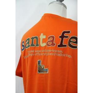 SALE  サンタフェ  46-52サイズ 半袖Tシャツ91119-66 HT*L HT*2L HT*3L|f-shop1975