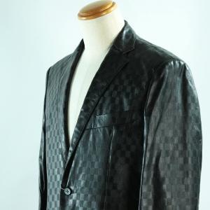 AW30%OFF バラシ 48-50サイズ 羊革ジャケット9150-6781-20 JK*l JK*2L|f-shop1975