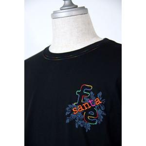 サンタフェ 50-52サイズ 半袖Tシャツ91803-19 HT*2L HT*3L|f-shop1975