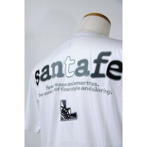 SS SALE サンタフェ 52サイズ 半袖Tシャツ93116-2 HT*L HT*3L|f-shop1975