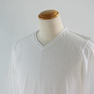 サンタフェ 48-50サイズ 長袖Tシャツ93409-1 LT*L LT*2L|f-shop1975