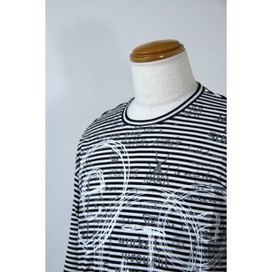 SS SALE サンタフェ 48-50サイズ長袖Tシャツ93435-18 LT*L LT*2L|f-shop1975