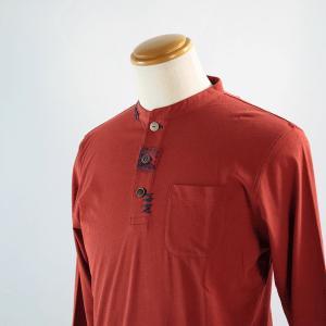 サンタフェ48-50サイズ長袖Tシャツ94402-65 LT*L LT*2L|f-shop1975