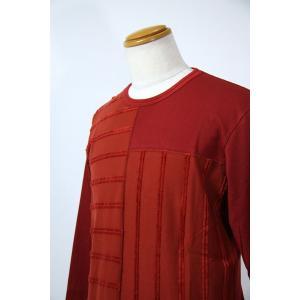AW30%OFF サンタフェ50サイズ長袖Tシャツ94415-65 LT*2L|f-shop1975