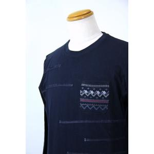 AW30%OFF サンタフェ50サイズ長袖Tシャツ94420-98 LT*2L|f-shop1975