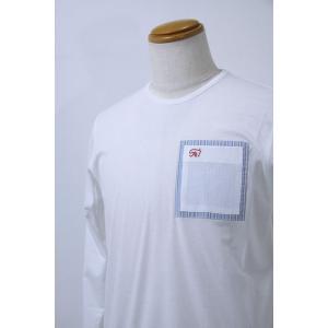SS30%OFFサンタフェ 48-50サイズ長袖Tシャツ95410-1 LT*L LT*2L|f-shop1975