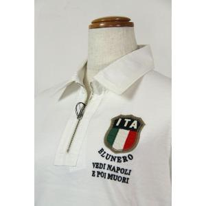 ブルネロ 42サイズ 半袖ポロシャツACC-2203-A lady*|f-shop1975