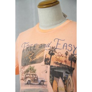 TAKE A WAY半袖Tシャツ  TK180-4801N-34 グランデ HT*M HT*L|f-shop1975