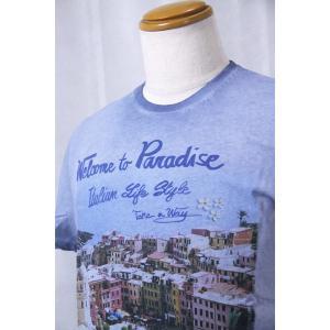 TAKE A WAY半袖Tシャツ  TK180-4801N-87 グランデ HT*M HT*L|f-shop1975
