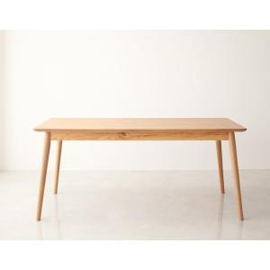 ダイニングテーブル 食卓テーブル 天然木 北欧 f-syo-ei