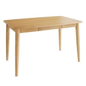 ダイニングテーブル 4人用 食卓テーブル テーブル 天然木 北欧 無垢材 おしゃれ 幅115cm f-syo-ei