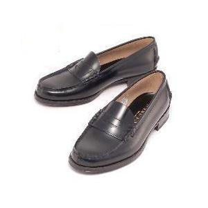 (B倉庫)HARUTA ハルタ 3048 レディース ローファー 本革 通学 学生 靴 3E 送料無料|fa-core