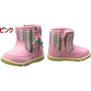 (A倉庫)OSH KOSH オシュコシュ OSK B98 ベビーブーツ 女の子 キッズ ベビー 子供靴 ベビーシューズ ブーツ 靴 fa-core 02