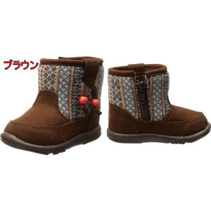 (A倉庫)OSH KOSH オシュコシュ OSK B98 ベビーブーツ 女の子 キッズ ベビー 子供靴 ベビーシューズ ブーツ 靴 fa-core 03
