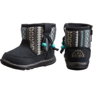(A倉庫)OSH KOSH オシュコシュ OSK B98 ベビーブーツ 女の子 キッズ ベビー 子供靴 ベビーシューズ ブーツ 靴 fa-core 04