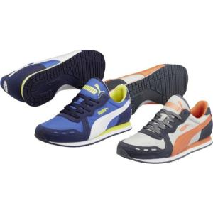 (B倉庫)PUMA CABANA RACER FUN プーマ レディーススニーカー メンズスニーカー シューズ 靴 358397 01 02|fa-core
