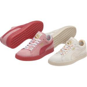 (B倉庫)PUMA SUEDE CLASSIC LO COASTAL WNS プーマ スウェードクラシック ロウ COASTAL レディーススニーカー 357514 01 03 レディースプーマシューズ 靴 女性 fa-core