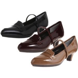 (A倉庫)CALORY WALK+ カロリーウォークプラス CW+1034LC レディース パンプス シューズ 婦人靴 天然皮革|fa-core