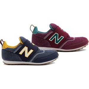 (B倉庫)new balance ニューバランス KS620 子供靴 スニーカー ベビー キッズ 男の子 女の子 スリッポン 靴 シューズ NB KS620 BUI NAI|fa-core
