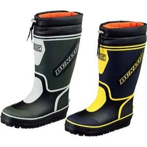 (A倉庫)DUNLOP ダンロップ ドルマン G309 防寒長靴 マリンブーツ BG309 メンズウィンター 防寒ブーツ|fa-core