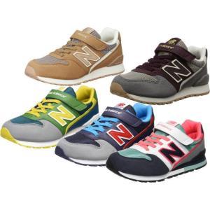 (A倉庫)new balance ニューバランス NB KV996 GWY GYY AGY DBY DMY 子供靴 スニーカー キッズ ジュニア 男の子 女の子 シューズ 靴|fa-core