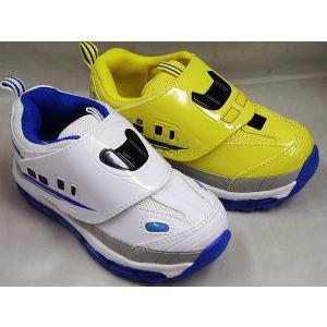 (B倉庫)PLARAIL プラレール 16170 16171 ドクターイエロー N700系新幹線 光る靴 子供靴 スニーカー キッズ シューズ 靴 男の子 キャラクター シューズ 靴|fa-core