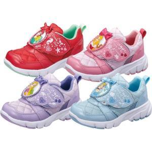 (A倉庫)ディズニー プリンセス DN C1197 子供靴 スニーカー DN-C1197 女の子 キッズ キャラクター シューズ 靴 2017年モデル|fa-core