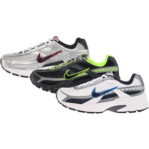 24e897234a2ed Sporting Goods Nike Initiator Running Mens Shoes Silver Black 394055-001