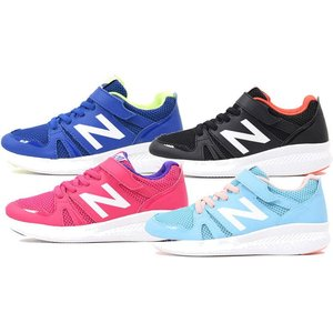 (B倉庫)new balance ニューバランス マジックテープ NB KV570 BYY BOY PKY 子供靴 スニーカー ジュニア 男の子 女の子 シューズ 靴 送料無料 smtb-TK|fa-core