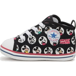 (A倉庫)CONVERSE コンバース BABY ALL STAR N MICKEY MOUSE HM Z 子供靴 スニーカー ハイカット 男の子 女の子 ベビー キッズ シューズ 靴 送料無料|fa-core
