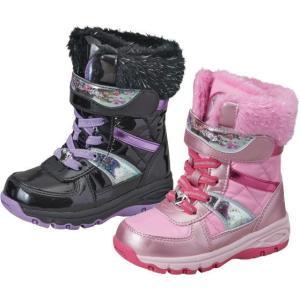 (A倉庫)ムーンスター シュガー SG WPC57SP 子供ブーツ スノーブーツ キッズ ウィンターシューズ 女の子 スノトレ|fa-core